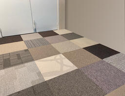 Looking for Interface carpet tiles? AAA Heuga Shuffle It in the color Shades of brown is an excellent choice. View this and other carpet tiles in our webshop.