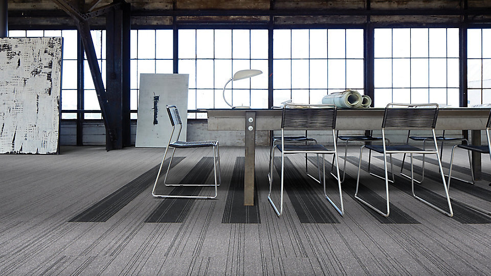 Looking for Interface carpet tiles? Microsfera in the color Cool Grey is an excellent choice. View this and other carpet tiles in our webshop.