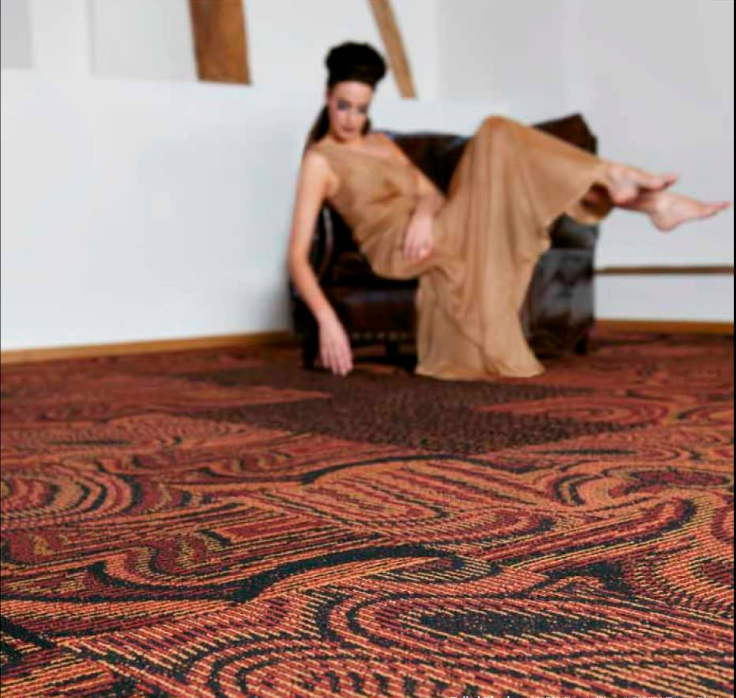 Looking for Interface carpet tiles? Tribal Rhythms in the color Dream Time is an excellent choice. View this and other carpet tiles in our webshop.