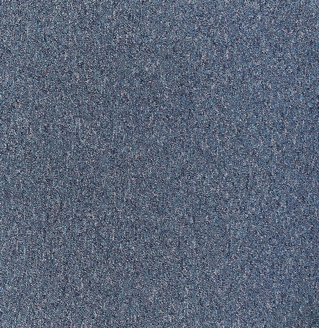 Looking for Interface carpet tiles? Heuga 727 60X60cm in the color Blue Space is an excellent choice. View this and other carpet tiles in our webshop.
